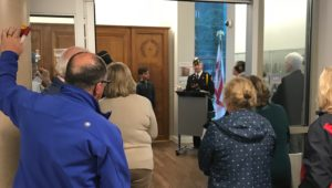 Radnor Memorial Library Dedication